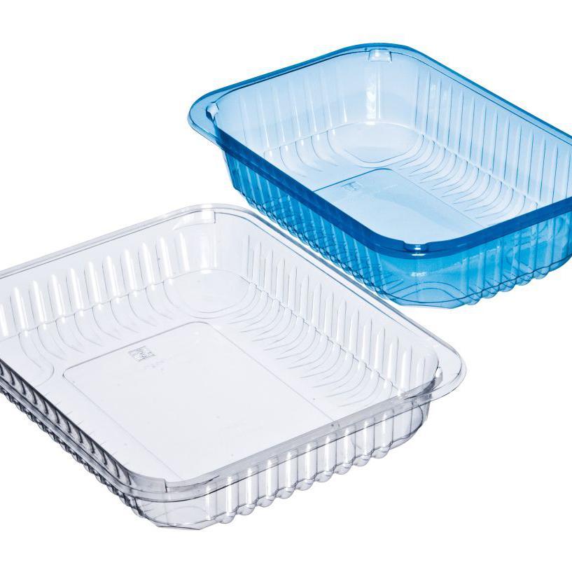 Brabopack verpakking - Meat trays dwie tacki